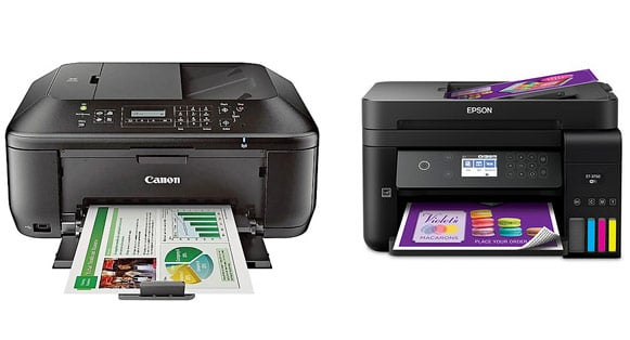 Printer Canon Atau Epson