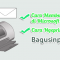 Cara Print Amplop Menggunakan Microsoft Word [Lengkap]