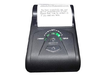 BellaV ZCS-103 Bluetooth Thermal Printer