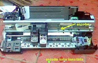 Solusi Hasil Print Bergaris Canon MP287 dan Canon iP2770