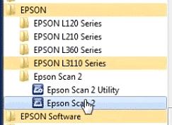 Epson Scan