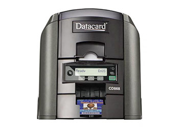 DATACARD Card Printer CD868 Duplex