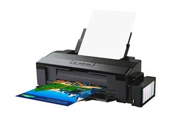 Download Epson L1300 Resetter, Cara Reset Service Required