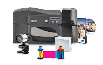 Printer ID Card FARGO DTC4500e
