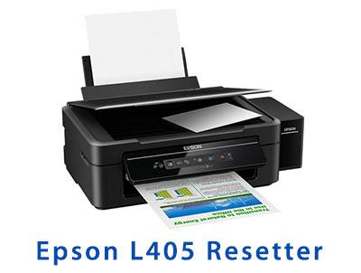 Epson L405 Resetter