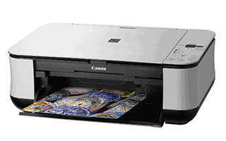 Canon MP258 Resetter download